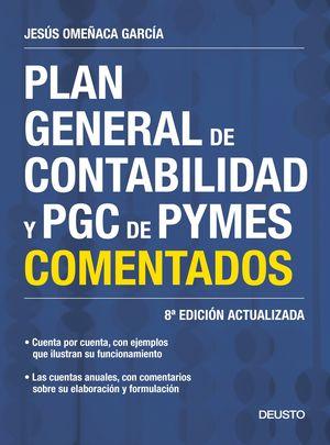 PLAN GENERAL DE CONTABILIDAD Y PGC DE PYMES COMENTADOS