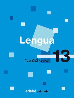 SALDO CUADERNO 13 LENGUA EDEBE
