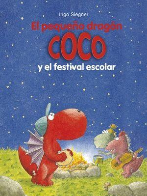 EL PEQUEÑO DRAGÓN COCO Y EL FESTIVAL ESCOLAR