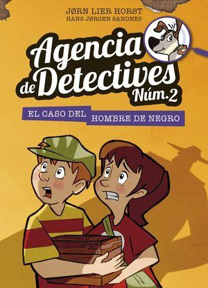 AGENCIA DE DETECTIVES NÚM. 2 - 2. EL CASO DEL HOMBRE DE NEGRO