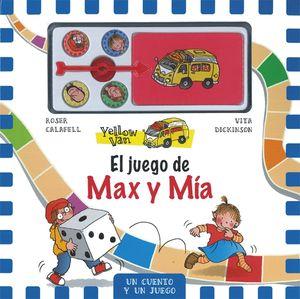 YELLOW VAN. EL JUEGO DE MAX Y MÍA