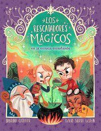 RESCATADORES MAGICOS 3 EN LA ESCUELA ENCANTADA