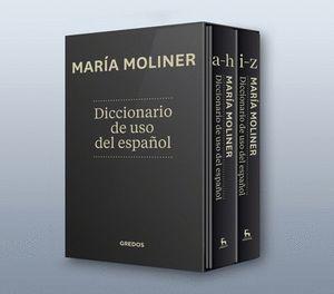 DICCIONARIO DE USO DEL ESPAÑOL. MARIA MOLINER