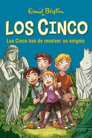 LOS CINCO HAN DE RESOLVER UN ENIGMA
