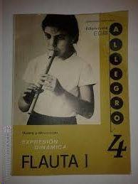 SALDO ALLEGRO, 4 EGB FLAUTA 1 EDELVIVES