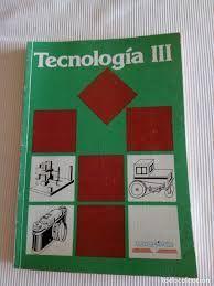 TECNOLOGÍA III 8º EGB EDELVIVES