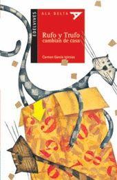 RUFO Y TRUFO CAMBIAN DE CASA