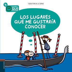 LUGARES QUE ME GUSTARIA CONOCER, LOS