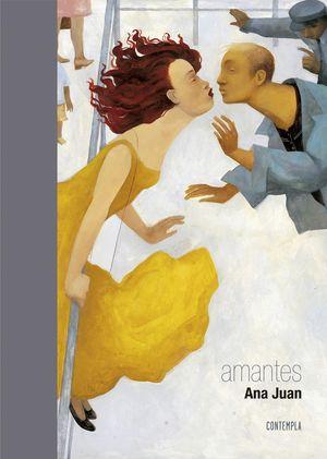AMANTES (ILUSTRADO)