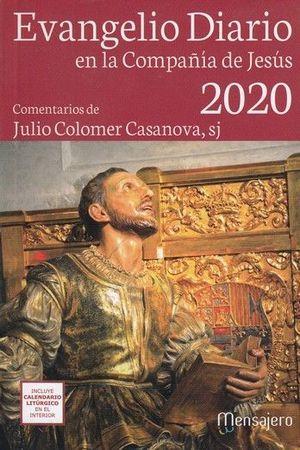EVANGELIO DIARIO 2020 (PEQUEÑO) EN LA COMPAÑIA DE JESUS