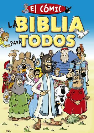 COMIC LA BIBLIA PARA TODOS