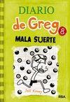 DIARIO DE GREG, 8