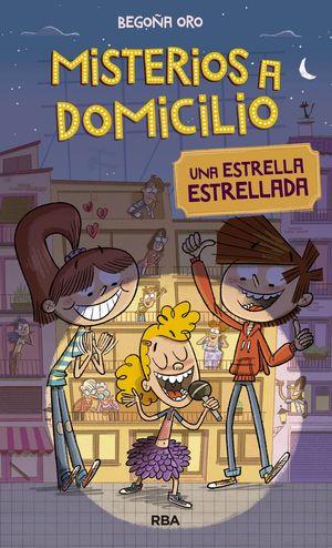 MISTERIOS A DOMICILIO 2. ESTRELLA ESTRELLADA.