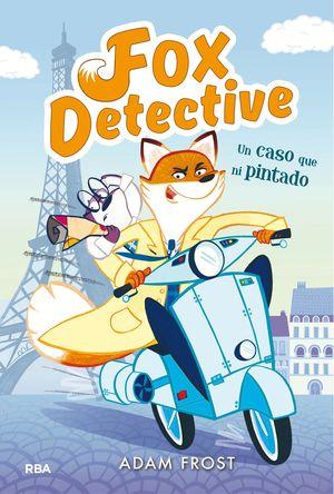 FOX DETECTIVE 1: UN CASO QUE NI PINTADO