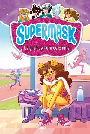 SUPERMASK 4. LA GRAN CARRERA DE EMMA