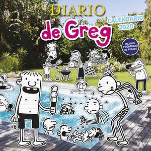 CALENDARIO DE GREG 2020
