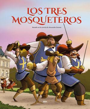 LOS TRES MOSQUETEROS (ALBUM)