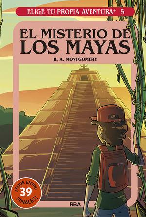 ELIGE TU PROPIA AVENTURA 5. EL MISTERIO DE LOS MAYAS