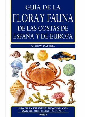 FLORA Y FAUNA COSTAS ESPAÑA Y EUROPA