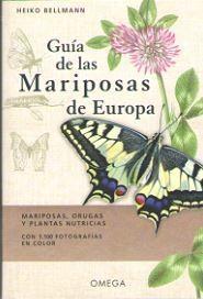 GUIA DE LAS MARIPOSAS DE EUROPA