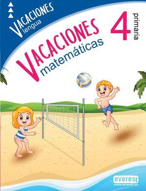 VACACIONES 4º PRIMARIA