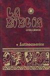 NUEVA BIBLIA LETRA GRANDE LATINOAMERICANA
