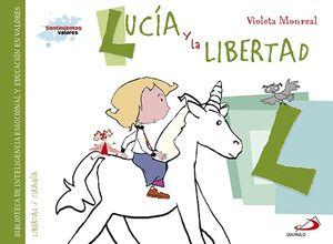 LUCÍA Y LA LIBERTAD