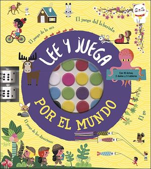 LEE Y JUEGA POR EL MUNDO