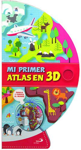 MI PRIMER ATLAS EN 3D