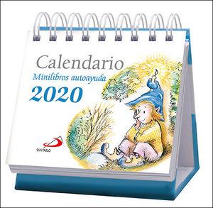 CALENDARIO 2020 MESA MINILIBROS AUTOAYUDA 2020