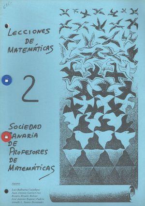 LECCIONES DE MATEMATICAS 2