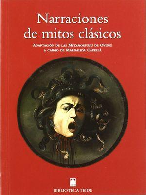 BIBLIOTECA TEIDE 031 - NARRACIONES DE MITOS CLÁSICOS -OVIDIO-