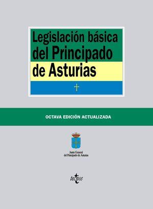 2019 LEGISLACIÓN BÁSICA DEL PRINCIPADO DE ASTURIAS