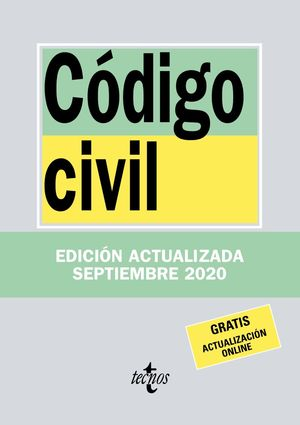 CODIGO CIVIL 2020