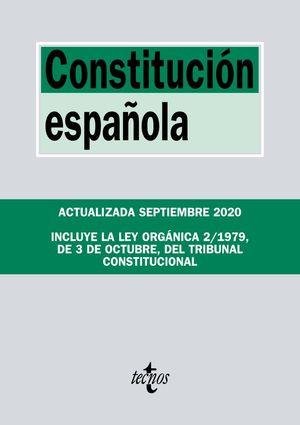 CONSTITUCION ESPAÑOLA 2020