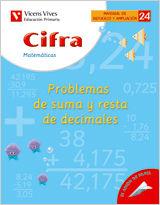 CIFRA CUADERNO 24. MATEMATICAS. REFUERZO Y AMPLIACION