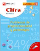 CIFRA CUADERNO 30.  MATEMATICAS.  REFUERZO Y AMPLIACION
