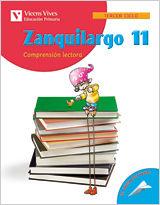 ZANQUILARGO 11. CUADERNO. LENGUA Y LITERATURA. SEXTO CURSO