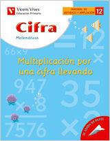 CIFRA C-12 MULTIPLICACION POR 1 CIFRA LLEVANDO