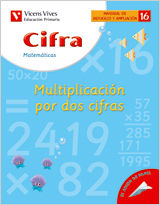CIFRA C-16 MULTIPLICACION POR 2 CIFRAS