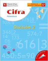 CIFRA. DIVISION 2. CUADERNO 17. MATEMATICAS