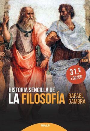 HISTORIA SENCILLA DE LA FILOSOFIA