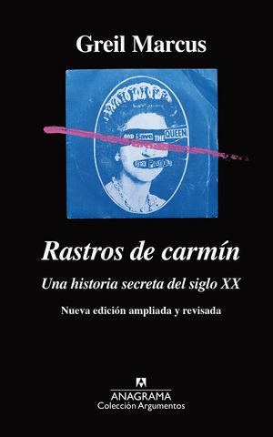 RASTROS DE CARMÍN