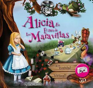 ALICIA EN EL PAIS DE LAS MARAVILLAS (SET VR-AR)