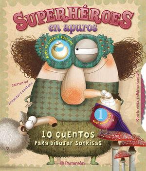 SUPERHEROES EN APUROS
