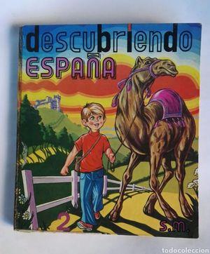 DESCUBRIENDO ESPAÑA 2 EDICIONES SM