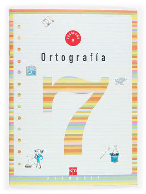 3EP.CUADERNO ORTOGRAFIA 7 05