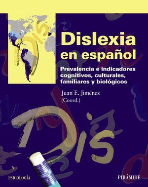 DISLEXIA EN ESPAÑOL