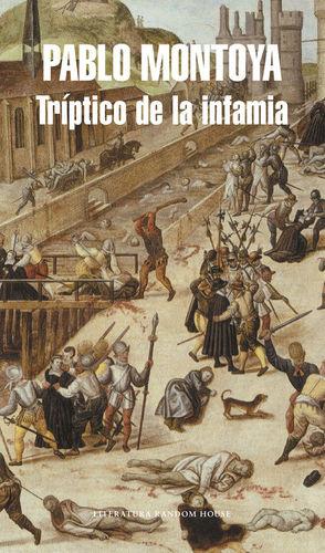 TRÍPTICO DE LA INFAMIA (MAPA DE LAS LENGUAS)
