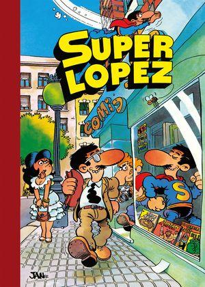 LAS AVENTURAS DE SUPERLÓPEZ (SÚPER HUMOR SUPERLÓPEZ 1)